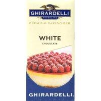 Ghirardelli 白巧克力 3条装