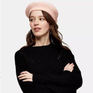 低至6折+学生额外9折TOPSHOP 超多款毛衣针织衫特卖
