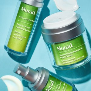 20% OffEnding Soon: Murad SkinCare Sitewide Sale