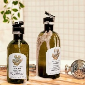 2 For $16The Body Shop Hair Care Sale