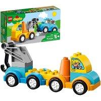 Lego DUPLO 系列 我的第一辆拖车 10883