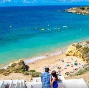 4.2折起 含3-7晚住宿葡萄牙阿尔加维黄金海岸 四星级海滨公寓加机票套餐  人均£99起