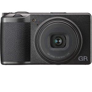 Ricoh GR III APS-C 24MP 数码相机