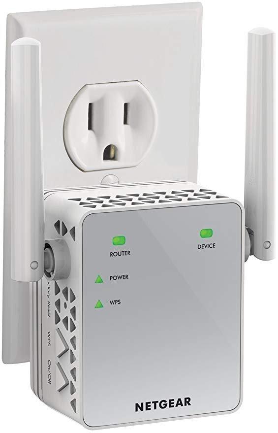 AC750 WiFi 无线扩展器
