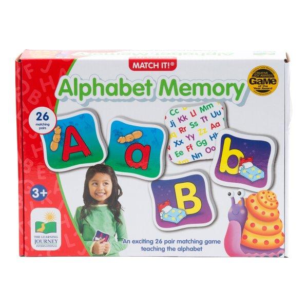 字母记忆配对卡片