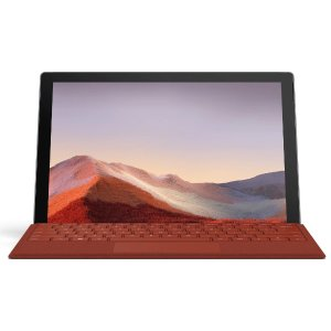 $1699.00Surface Pro 7 Intel i7, 512GB SSD + Type Cover