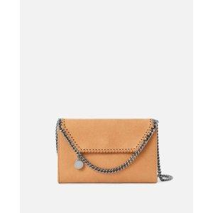 Stella McCartneyWomen's Beige Falabella Mini Shoulder Bag | Stella McCartney Men