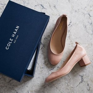 Up To 50% Off+Extra 30% OffCole Haan Women's Shoes Sale