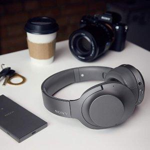 现价 £169.99(原价£250)Sony WH-H900N 蓝牙降噪无线耳机特卖