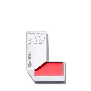 Kjaer Weis Cream Blush Compact - Desired Glow | VIOLET GREY