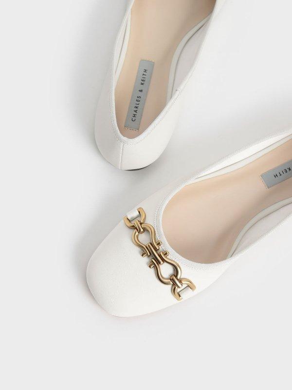 链条芭蕾鞋