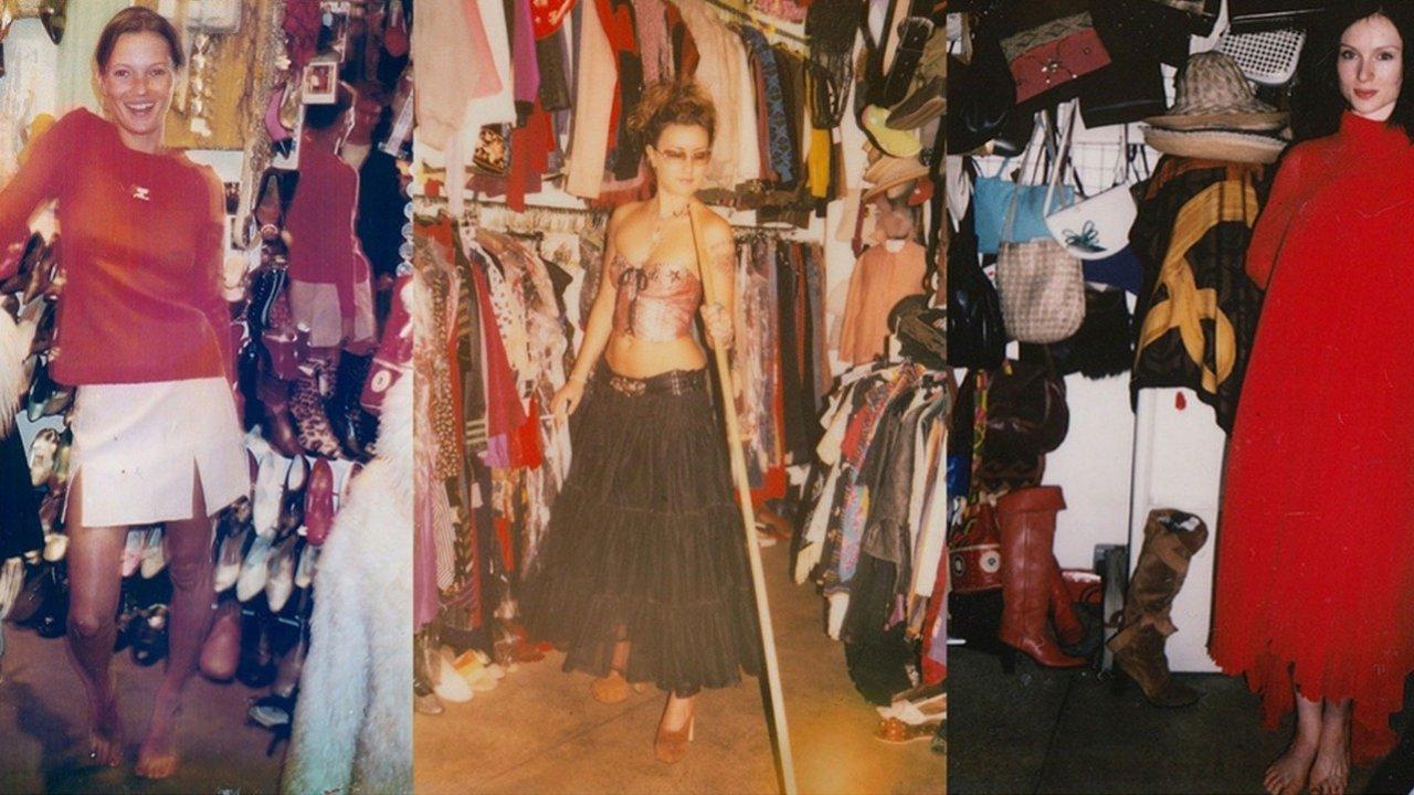伦敦宝藏vintage shop推荐|时尚编辑和设计师都爱逛的9间古着店
