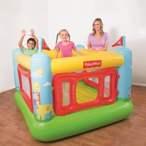 $49.99Fisher-Price® 69 x 68 x 53 Inch Bouncetastic Bouncer