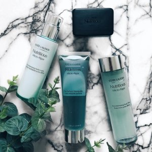 Last Day: Up to 12-piece free giftwith Nutritious Micro-Algae purchase @Estee Lauder