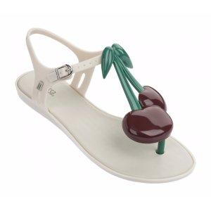 Melissa 樱桃凉鞋