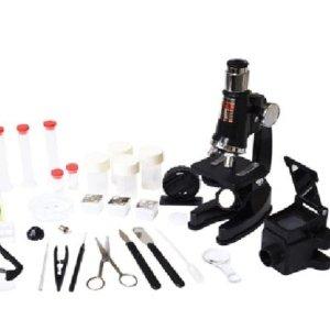 $24.28(原价$111.99)史低价:Elenco 5和1儿童显微镜套装