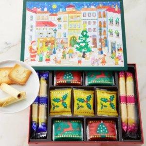 Yoku Moku 高人气日本雪茄蛋卷、饼干礼盒限时热卖