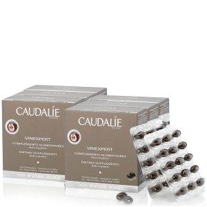 折合仅¥72/盒 + 立享免邮中国网络周一价,Caudalie 欧缇丽 葡萄籽抗氧化胶囊 6盒装 ¥436