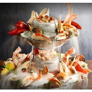 美食地图-网红餐厅篇全美6大城市上百家网红餐厅汇总,推荐菜$3/图,商家$1/个