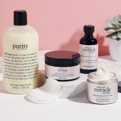 $25 Off $65Philosophy Sitewide Sale