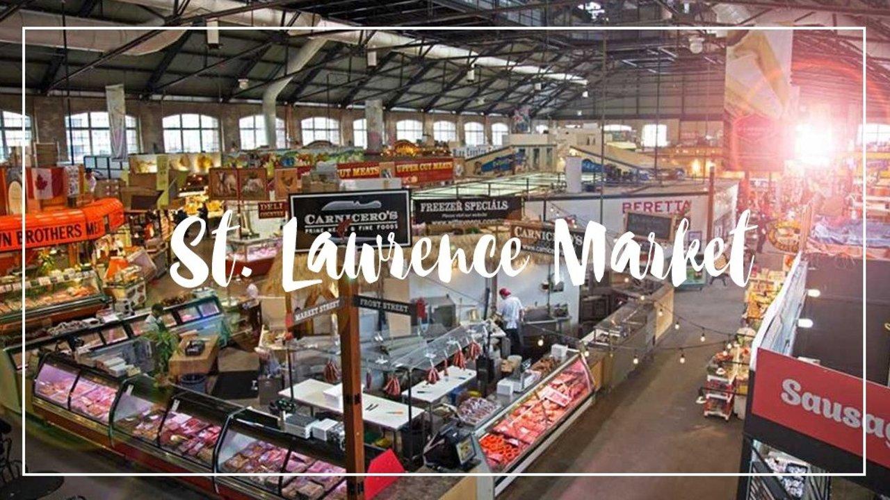 多伦多St. Lawrence Market圣劳伦斯市场游玩攻略,附美食店铺推荐!