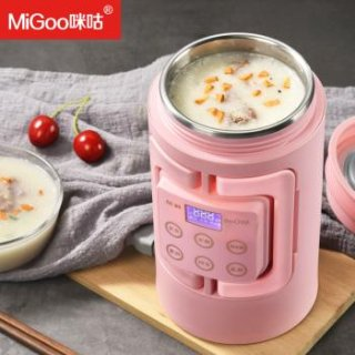 MiGoo料理壶 | 一壶在手,炖煮焖蒸全都有!旅行居家必备