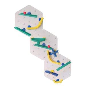 Crayon Edition: Triple Fun Set of 3 – VertiPlay STEM Marble Run