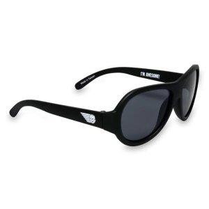 BuybuybabyBabiators® Sunglasses in Black Ops