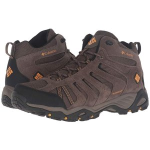 Columbia男士登山靴