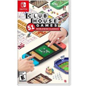 $27.99《世界游戏大全 51》Switch 数字版, 派对游戏新宠