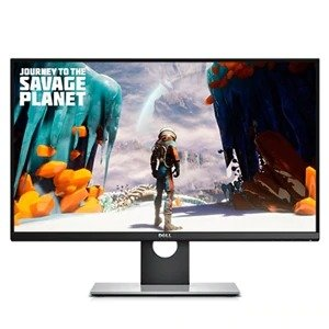 $429 送 $150 礼卡黑五开抢:Dell 27吋电竞显示器 2K 144Hz G-Sync - S2716DG