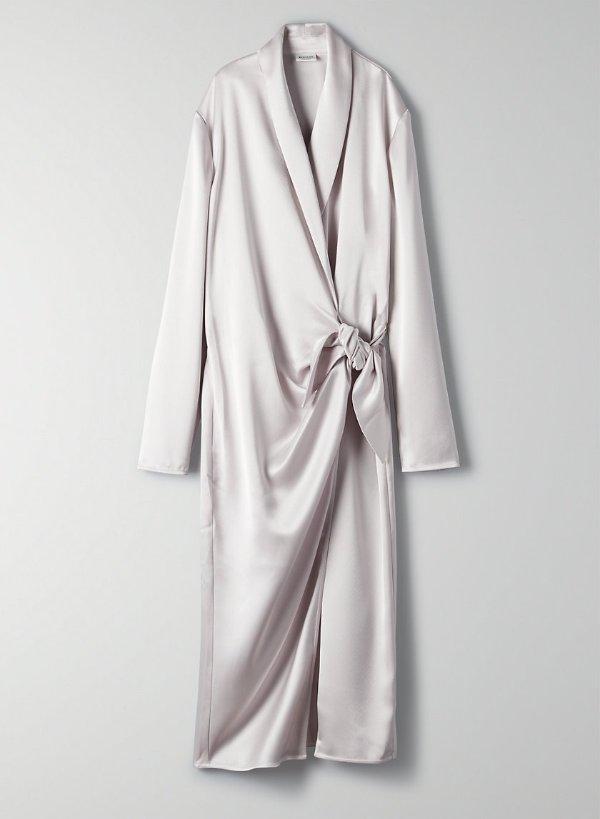 裹身连衣裙