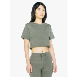 American ApparelTri-Blend Short Sleeve Scrimmage T-Shirt   American Apparel