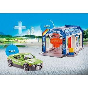 Playmobil运动赛车 洗车场洗车场2件套装