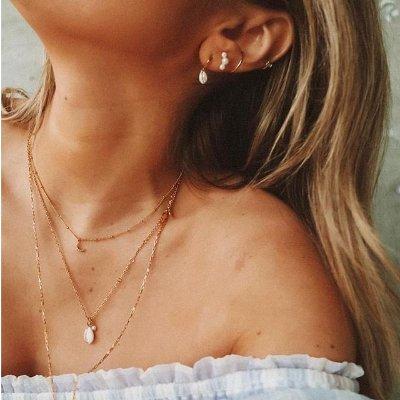 新用户9折 泫雅风珍珠发夹£10.8收闪购:Astrid&Miyu 全场精美饰品热卖 小众品牌给你出众的精彩