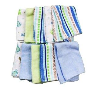 $2.73起Walmart 精选宝宝洗护浴巾、小毛巾等促销