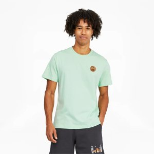 PumaNew Horizons T恤