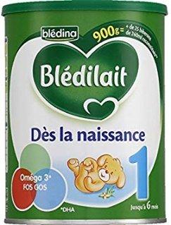 Bledina 1段宝宝标准奶粉