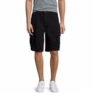6ff49bd510 St. John's Bay or Arizona Men's Chino or Cargo Shorts 2 for $15.98 ...
