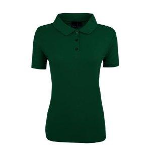 $2.99(原价$35)Reebok 女款Polo运动衫