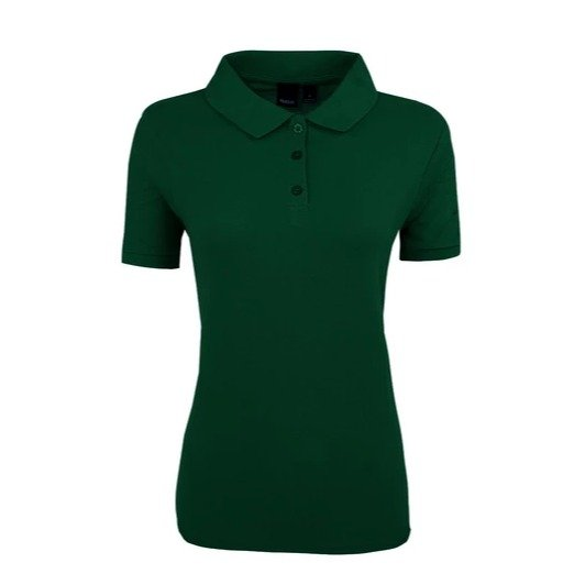 Reebok 女款Polo运动衫
