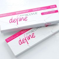 1 Day Acuvue Define 日抛美瞳 30片 浅棕色