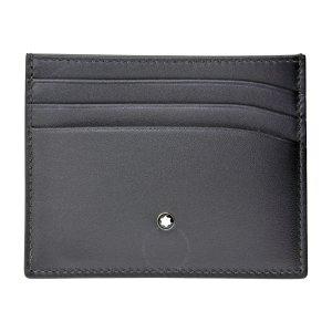 MontblancMeisterstuck Leather Pocket Card Holder