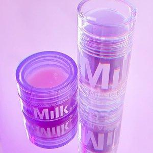$23起 纯天然牛奶面霜$29上新:Milk 纽约小众彩妆 收K妹、碧梨同款龙舌兰妆前