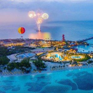 低至2.9折,内舱票$579起皇家加勒比海洋绿洲号 7晚巴哈马游轮之旅 10月启航