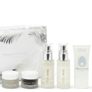 extra 20% off + free $48.3 value giftwith OMOROVICZA INTRO SET (WORTH $200)