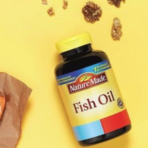 Buy 1 Get 1 Free + Extra 10% OffNature Made Vitamin & Supplement @Walgreens