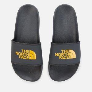 The North Face男士拖鞋