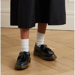 8.5折!封面款£212 暂时码全!川久保玲CDG x Dr. Martens 联名款乐福鞋、德比鞋好价收