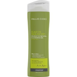 Earth Sourced Perfectly Natural Cleansing Gel | Paula's Choice